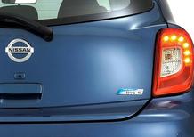 Nissan: consumi abbattuti del 24,9% in sette anni