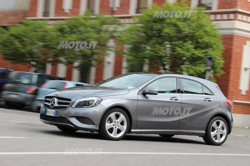 Mercedes Benz Classe A 200 Cdi Sport Prove Automoto It