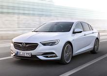 Nuova Opel Insignia Grand Sport: eccola, arriverà nel 2017