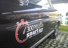 300 Miglia Smart: al Motor Show di corsa!