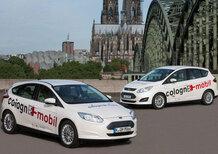 Ford C-Max Energi plug-in e Focus Electric: a Colonia parte il progetto sull'elettrico