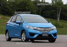Nuova Honda Fit (Jazz) Hybrid: debutta il nuovo sistema ibrido con cambio a doppia frizione