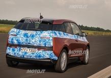 BMW i3: listino prezzi