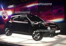Nissan Juke m2o