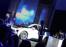 BMW i3: presentata a Milano in anteprima nazionale