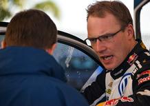 WRC, Latvala testa la Toyota Yaris WRC [Video]