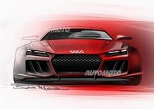Audi: una concept sportiva a Francoforte