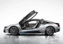 BMW i8: ecco la versione di serie