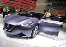 Nissan al Salone di Francoforte 2013