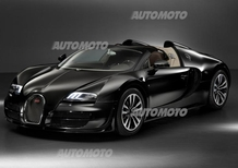 Bugatti Veyron Grand Sport Vitesse Jean Bugatti