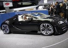 Bugatti al Salone di Francoforte 2013