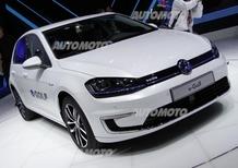 Gruppo Volkswagen: «L'ibrido e l'elettrico sono il futuro delle nostre auto»