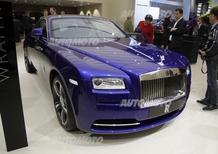 Rolls-Royce al Salone di Francoforte 2013