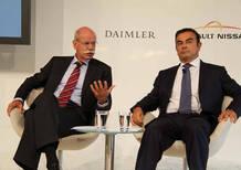Nissan-Daimler: nuovi motori e progetti nel prossimo futuro