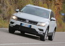 Volkswagen Tiguan, la prova del Diesel 1.6 TDI 115 CV [Video primo test]