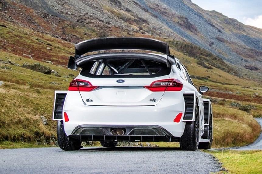 Ford Fiesta Wrc - Pronta per il Mondiale Rally 2017