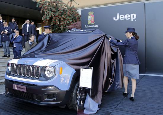 Catania: nuove auto per la polizia