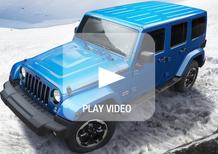 Il video delle novità Jeep al Salone di Francoforte 2013