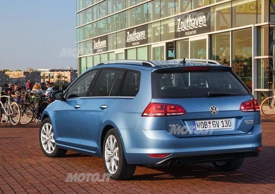 Nuova Volkswagen Golf Variant: Porte Aperte il 19 e 20 ottobre