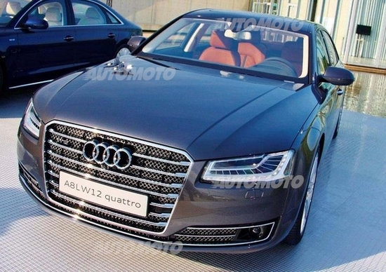 Audi a8 usato germania 1