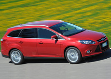 Ford Focus Station Wagon (2011->>)