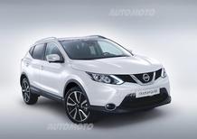 Nuovo Nissan Qashqai: quanto costa
