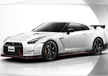 Nuova Nissan GT-R Nismo