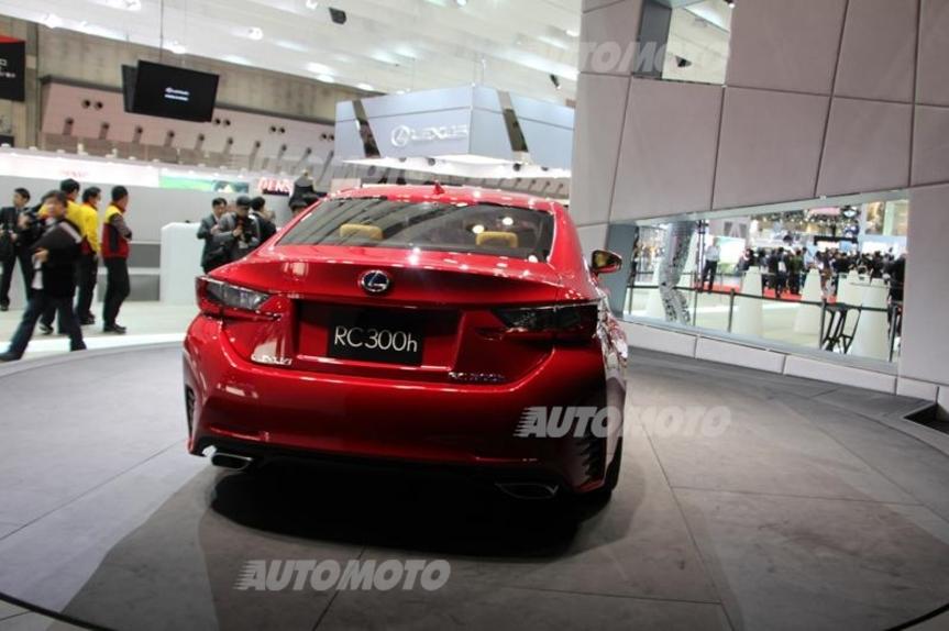Lexus al tokyo motor show 2013 news for Tokyo motor show lexus