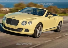 Bentley Continental GT Speed Convertible