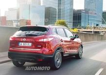 Nuova Nissan Qashqai: prezzi e allestimenti per il mercato italiano