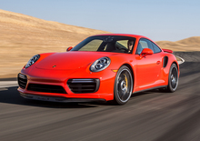 Porsche 911 Turbo S restyling | Test Drive #AMboxing