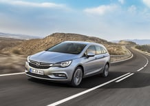 Opel Astra Sports Tourer | Test drive #AMboxing