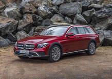 Mercedes Classe E All-Terrain, elegantemente tuttoterreno