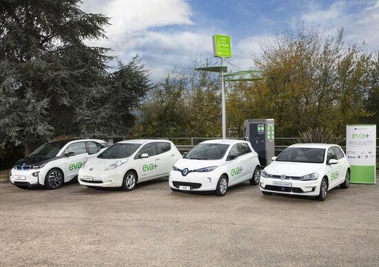 Progetto Eva+, la mobilità elettrica arriva sulle autostrade italiane