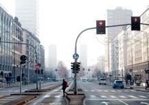 Smog: a Milano stop al blocco del traffico. Si circola senza limitazioni