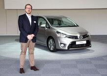 Carlucci, Toyota: «Verso 1.6 D-4D è parte della nostra strategia di crescita»