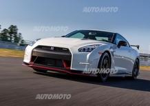 Nissan GT-R Nismo: da settembre anche in Europa