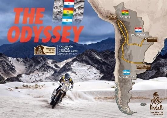 Dakar 2017. Mission