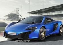 McLaren 650S: svelata la nuova supercar di Woking