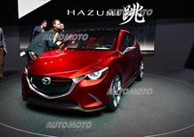 Mazda al Salone di Ginevra 2014