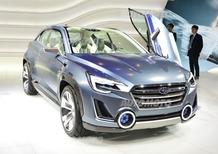 Subaru al Salone di Ginevra 2014