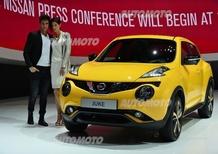Nissan al Salone di Ginevra 2014