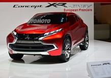 Mitsubishi al Salone di Ginevra 2014