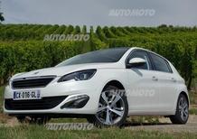Nuova Peugeot 308: eletta Auto dell'Anno 2014