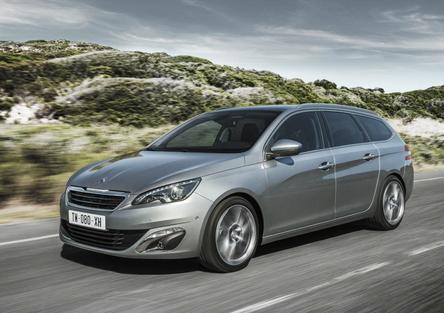 Peugeot 308 SW | Test drive #AMboxing
