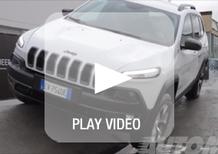 Nuova Jeep Cherokee: la nostra prova in off-road estremo