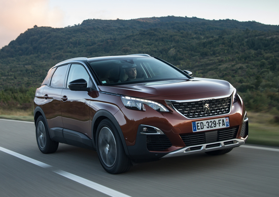 Peugeot: no a Francoforte 2017 in favore del digital marketing