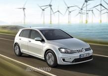 Volkswagen e-Golf: arriverà a giugno a circa 37.000 euro