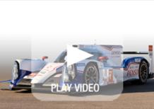 Toyota TS040 Hybrid: 1.000 CV e 4WD per la 24 Ore di Le Mans
