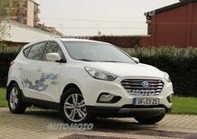 Frank Meijer: «La Hyundai ix35 Fuel Cell a idrogeno è realtà. E' già sul mercato»